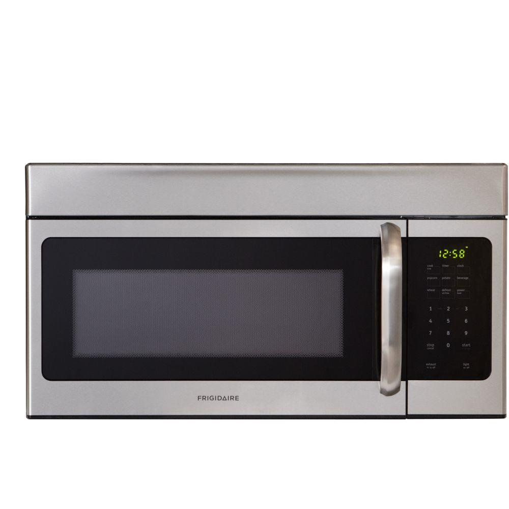 Stainless Steel 30 In 1 6 Cu Ft