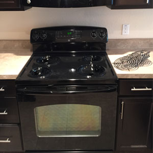 Ge Black Coil Top Stove Discount City Inc