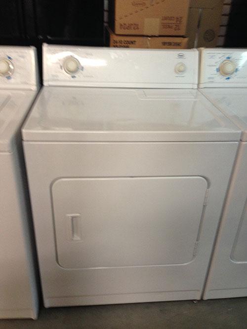 Roper Dryers