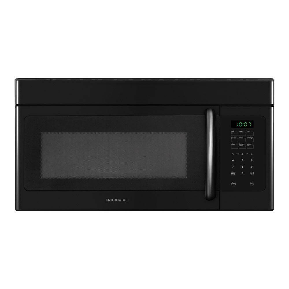 Over The Range Microwave In Black Frigidaire Ffmv162lb 30
